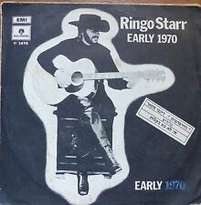 "ringo starr beatles 1970 7"" p/s-it don't come easy-rare israeli different cover"