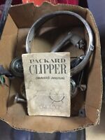 Packard Clipper 1956 Emblem Wheel Cover Hub Center Cap Light Owner Manual Parts