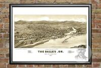 Old Map of Alton, NH from 1888 - Vintage New Hampshire Art, Historic Decor