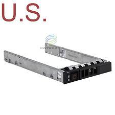 "2.5"" SAS SATA HDD Hard Drive Tray Caddy for DELL R610 R710 R410 R510 T710 G176J"