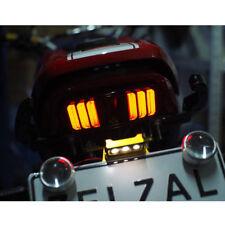 FEU STOP + CLIGNOTANT A LED MOTO HONDA CB650 OU AUTRES... YAMAHA SUZUKI DESIGN