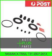 Fits NISSAN X-TRAIL T31 2007-2013 Brake Caliper Cylinder Piston Seal Repair Kit