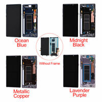USA For Samsung Galaxy Note 8 9 10 Plus OLED Display LCD Touch Screen Digitizer