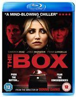The Box [Blu-ray] [DVD][Region 2]