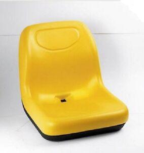 New Replacement Gator/Tractor Seat. Waterproof,Universal Mounting Pattern,Yellow