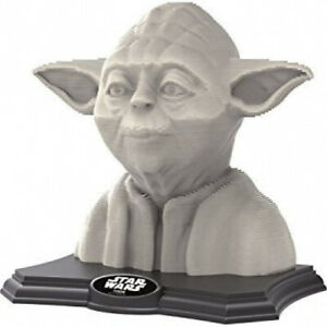 Educa Borrás Star Wars – 3d Sculpture Puzzle Yoda (17801). Shipping Included