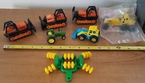 Tonka John Deere Tractor Lot