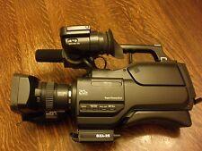 Sony Mini DV camcorder HVR-HD1000U Carl Zeiss high def XLR DXA-2S Memory stick