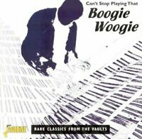 PLAYING THAT BOOGIE WOOGIE - VARIOUS [CD]