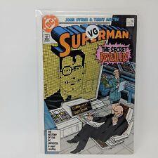 Superman #2 (1987) VG