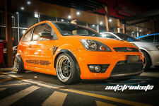 "Ford Fiesta mk5 Fender flares JDM wide body kit 50mm 2.0"" + 70mm 2.75"""