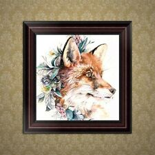 DIY 5D Diamond Embroidery Wolf Painting Cross Stitch Art Craft Home Decoration