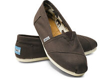TOMS Chocolate Brown Women's Classics Shoes. Style # 001001B10-C HOCO