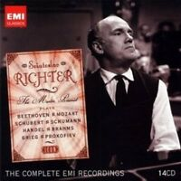 Sviatoslav Richter - Icon: Sviatoslav (NEW 14 x CD BOX SET)