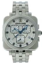 New Mens Roberto Cavalli R7273666045 Bohemienne  Analog Chronograph Date Watch