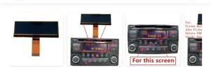 Nissan JUKE-QASHQAI-MICRA-NOTE - Nv200 Lcd Replacement New Repair Service🇬🇧