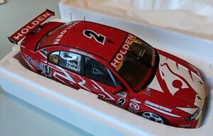 2005 Bathurst Winner 1:18 Holden VZ Commodore AUTOart Skaife Kelly