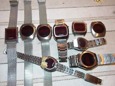 Orologio led rossi vintage | Acquisti Online su eBay