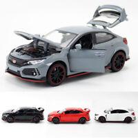 1:32 Honda Civic Type R Sedan Die Cast Modellauto Auto Spielzeug Model Sammlung