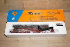 ROCO SPUR HO 04120A DAMPFLOK BR 23105