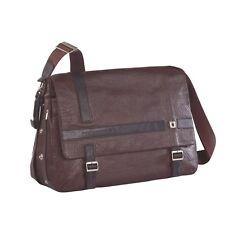 Piquadro Brown Wink Device briefcase, iPad pouch, detach. wallet... CA2335W37/TM