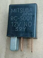 HONDA JAZZ 1.4 01-08 BLACK RELAY MATSUBA RC-5001 12V NO 39Y