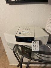 New listing Bose Wave Am/Fm Radio Cd Player Awrc-1P Alarm Clock w/ Remote Looks/ Works Great