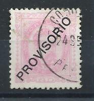 "Portugal N°83 Obl (FU) 1892-93 ""Carlos 1er "" Surcharge PROVISORIO"