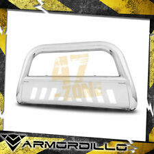 For 2002-2009 Chevrolet Trailblazer Classic Bull Bar Polished
