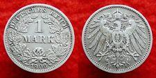 Germany / Empire - 1 Mark 1906 J ~ silver