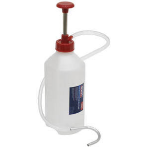 Multipurpose Mini Pump 1ltr | SEALEY TP6804 by Sealey | New