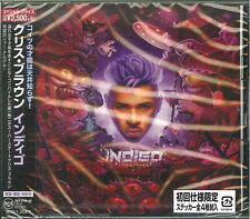 CHRIS BROWN-INDIGO-JAPAN 2 CD BONUS TRACK Ltd/Ed F56