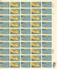 Scott #1937/8... 18 Cent...  American Bicentennial...  Sheet of  50