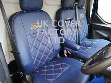 FORD TRANSIT CUSTOM LIMITED TREND SPORTS VAN SEAT COVER  X150BU-OG