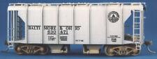 FUNARO F&C HO  B&O Wagontop covered Hopper Steam ERA Kit 7050