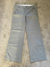 Women's M&S Grey 12 LONG Bootcut Trousers