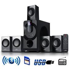 Befree Sound Bfs460 5.1 Channel Surround Bluetooth Speaker System In Black