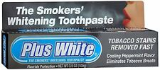 Plus White Smokers' Whitening Toothpaste 3.50 oz