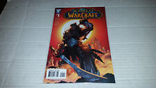 World of Warcraft # 1 (Wildstorm / DC, 2008) 1st Print Jim Lee