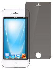 kazoj Blickschutz Folie für Apple iPhone 5 5S SE Privacy Panzer Schutzfolie