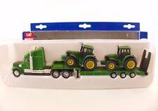 Siku N° 1837 Tieflader semi-remorque tracteur John Deere 1:87 neuf boîte/boxed