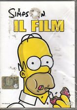 dvd - I SIMPSON IL FILM