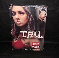 ELIZA DUSHKU TRU CALLING 6 DISC DVD SET IMPORT