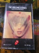 THE ROLLING STONES Goats Head Soup CASSETTE TAPE RARE OOP~