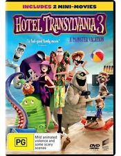 Hotel Transylvania 3 - A Monster Vacation, DVD