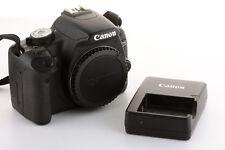 cuerpo de cámara reflex digital Canon EOS 500D 7750 clics (CÁMARA dslr de)