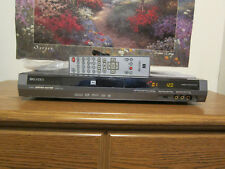 Go Video R6740 dvd player recorder with remote