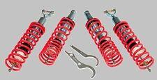 Kit amotisseurs complet combinés filetés réglables Honda Civic 91-01 Tieftech
