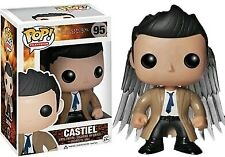 Funko Pop! Television: Supernatural - Castiel (with Wings) (95) Bobble Head Figure
