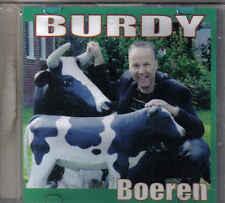 Burdy-Boeren Promo cd single